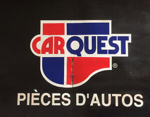 CAR-QUEST AUTO PARTS MECHANICS FENDER COVER