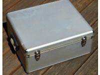 CD/DVD Aluminium Flight Case Storage for 630 discs, 3 available