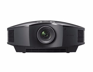 SONY VPLHW10 3-LCD 1080P Home Theater Projector