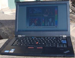 "Lenovo ThinkPad 14"" HD screen i5 CPU - SSD -  USB 3.0"