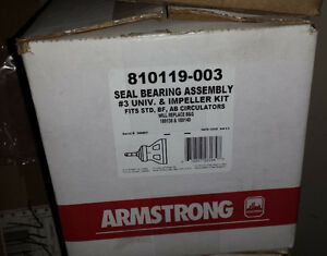 Pump parts Armstrong,  Series 2, 3, 4 and 5 Bearing assembly London Ontario image 2
