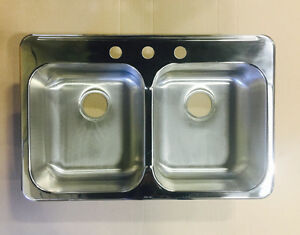 Brand New Stainless Steel Sink
