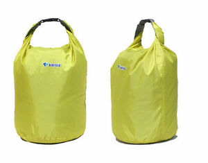 Set of New Dry Bags Bluefield (8 pieces).