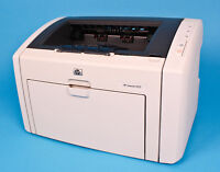 HP 1022 LaserJet and Brand New HP Toner