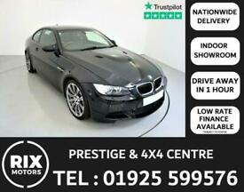 """image for 2013 BLACK BMW M3 4.0 415 BHP PETROL AUTO 2DR COUPE - 19"""" ALLOYS - 2 OWNER - 47K"""