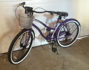 Ladies cruiser bikes