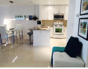 BEAUTIFUL FULLY RENOVATED CONDO FOR RENT ON BEACH ST AUGUSTINE