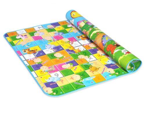 tapis color crawling mat jue d 39 veil b b adorent mousse puzzle grande taille ebay. Black Bedroom Furniture Sets. Home Design Ideas