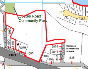 INVEST / DEVELOP / HOLD - LAKEVIEW ACREAGE IN SORRENTO, BC
