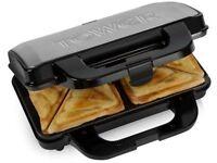 Tower Deep Fill Non-Stick Ceramic Sandwich Maker (NEW)