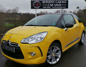 2010 (59) CITROEN DS3 1.6 THP DSPORT 3DR - LOW MILES - FULL CITROEN S/HISTORY