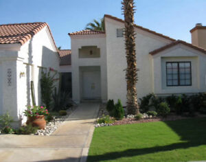 Palm Springs/Palm Desert -  Gated Community
