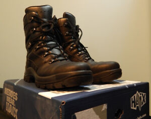 Combat Boots - HAIX Airpower P7 High - Size 12