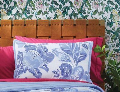 - Target Opal House Floral Print Tufted Pillow Sham,Standard, Blue