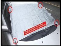 Windscreen protector cover