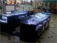 SHOP KIOSK  DISPLAY CABINETS . END OF LEASE . MUST SELL!!! Box Hill Whitehorse Area Preview
