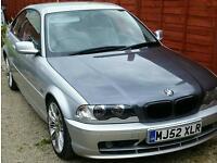 """BMW 318ci 2.0 83k """"BREAKING"""""""