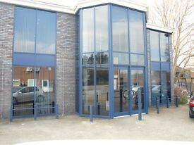 Modern Office Space with Reception & Storage – Flexible Terms – Fully Serviced!