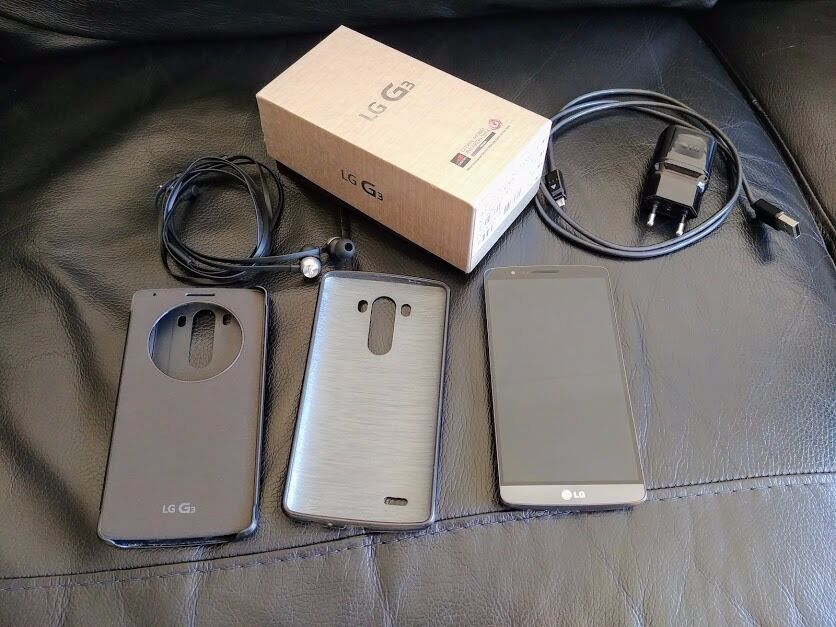 Smartphone LG G3 32Gb 3Gb RAM2 Cases EarphonesChargerin Maidstone, KentGumtree - Smartphone LG G3 32Gb 3Gb RAM 2 Cases Earphones Charger. Less than 2 years of use... Very good software and hardware condition, as this is the more powerful G3 version, the performance is strong, just bought a G6 and the difference isnt that big