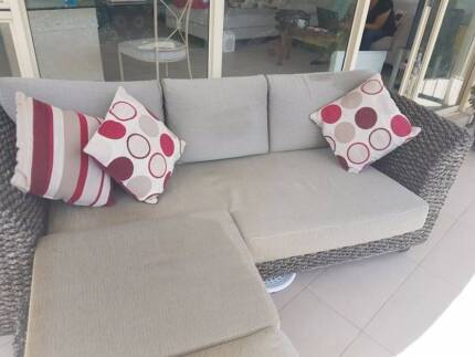 Outdoor Furniture Patio Lounge With Cushions Part 95
