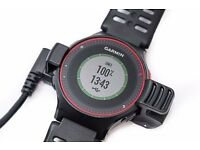 Garmin Sports Watch 225 with built in Heart Rate Monitor - Like New