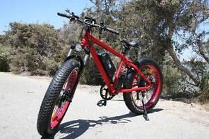 Electric Bike - 350W Twin Battery Fat Bike Flaxton Maroochydore Area Preview