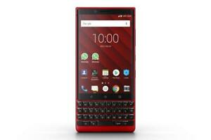 BlackBerry KEY2 BBF100-2 / BBF100-6 Dual SIM 64Gb / 128Gb Black / Silver / Red - Factory Unlocked