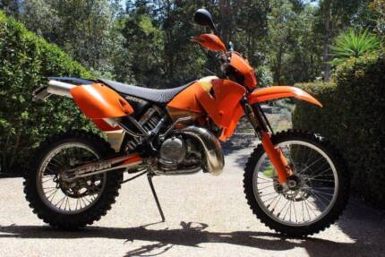 KTM 250 EXC SIX DAYS Coomera Gold Coast North Preview