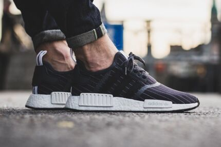 ADIDAS NMD_R1 x BEDWIN & THE HEARTBREAKERS - BLACK SIZE US 8
