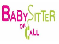 Short notice babysitter/ nanny available daily