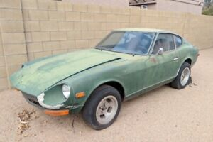 Looking to buy Datsun 240Z Project
