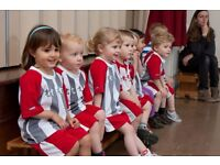 Part-Time Pre-School Children's Sports Coach. Based Knutsford. Immediate Start