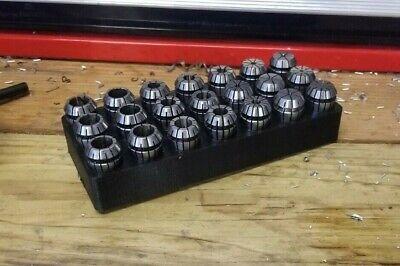 Er 20 Collet Storage Tray - Er-20 Er20 Rack. Stand. Fits In Drawer Or Bench
