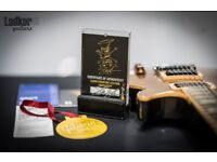 2008 Gibson Slash Signature Les Paul Goldtop SIGNED Limited Edition