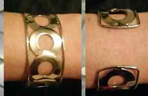 Silver cuff bracelet Blue Haven Wyong Area Preview