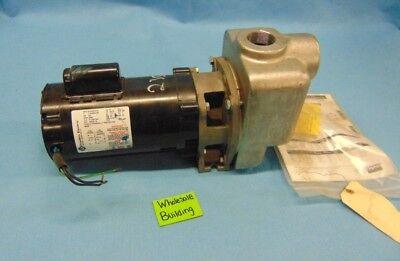 Dayton Centrifugal Pump 34 Hp 4ua70 3450 Rpm Phase 1 Self Priming Wbook