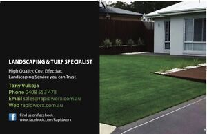 Rapidworx Turf Carindale Brisbane South East Preview
