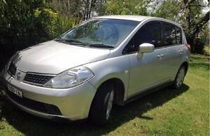 2008 Nissan Tiida Hatchback Dyers Crossing Greater Taree Area Preview