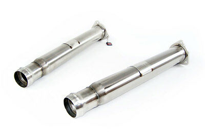 Aston Martin DB9 / DBS / Vantage / Vanquish - Exhaust Secondary Catalyst Pipes