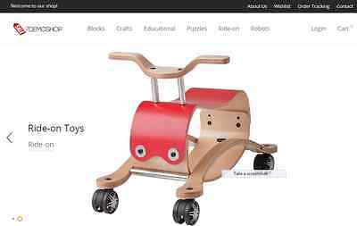 Fabulous Toys Store Website Free Installationhosting