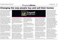 Liquid Properties is changing the way people buy and sell their homes - 01273 634 868