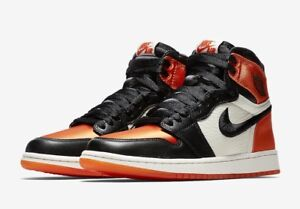 W AIR JORDAN 1 SATIN SHATTERED BACKBOARD SBB