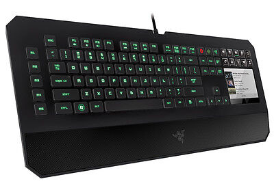Razer DeathStalker Elite Gaming Keyboard Ultimate *NEW*