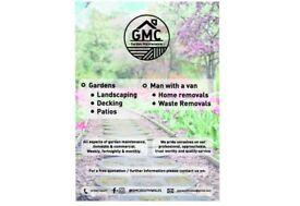 Professional Garden Maintenance - landscaping, garden clearance, decking, patios, hedges, fences