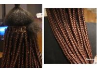 BRAID, WEAVES, CORNROWS FOR AFRO,EUROPEAN AND MIXRACE HAIR...... ALL AT A PRICE OF £50 ONLY!