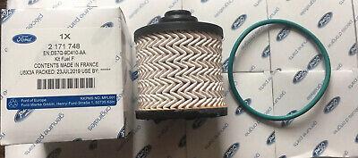 Genuine Ford Fuel Filter Kit 2171748  2 171 748   DS7Q-9D410-AA   1.5 SOHC DITC