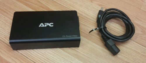 APC C2 Power Filter Transient Voltage Surge Suppressor Only With Power Supply