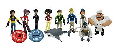 10 Pack Action Figure Gift Set Wild Kratts Toys 3