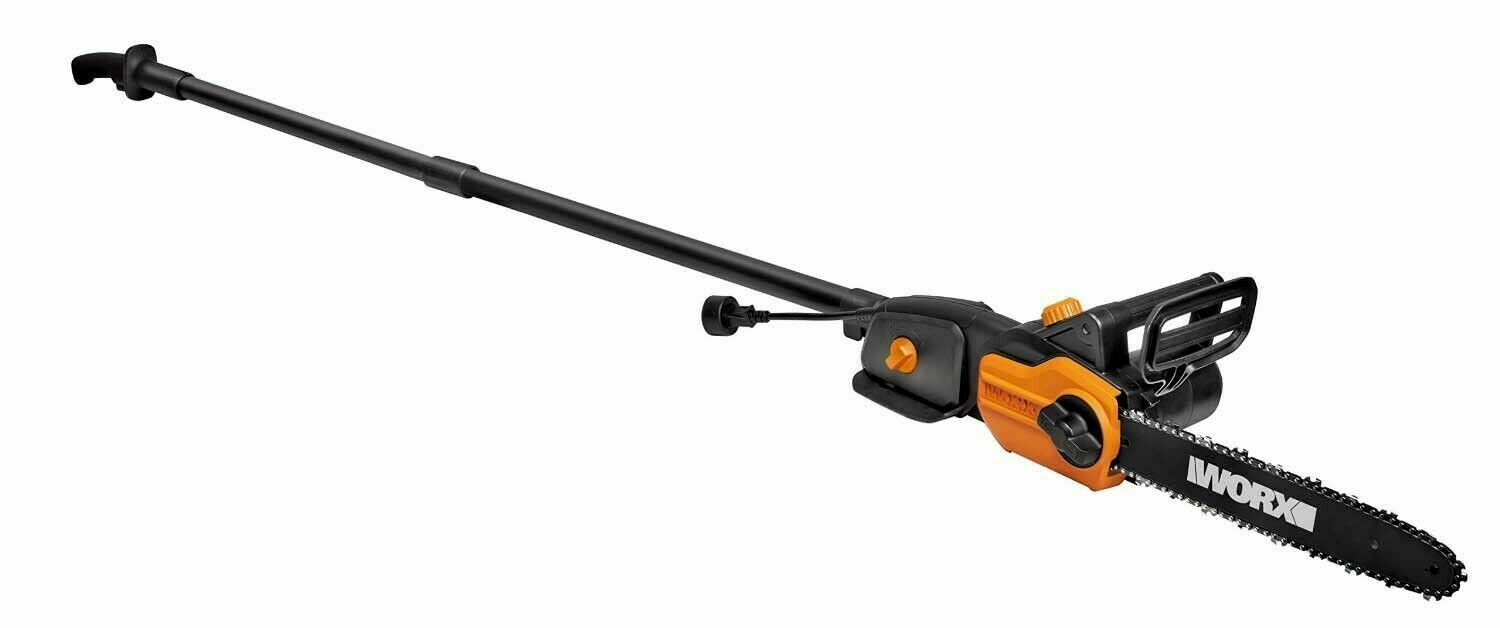 NEW: 2-in-1 Auto Oil Easy Operate Fast Trim Electric Pole