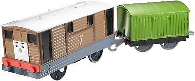 Thomas & Friends Trackmaster Toby Motorised Train Engine Toy CDB70